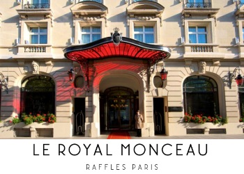 le royal monceau outside 350 france palace hotel